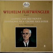 Beethoven - Symphonie Nr. 4 . Große Fuge B-Dur