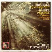 Wilhelm Furtwängler , Berliner Philharmoniker - Bruckner Sinfonie Nr. 7 Wagner Parsifal Vorspiel Krafreitags-Zauber