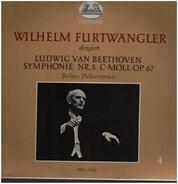 Wilhelm Furtwängler - Beethoven Symphonie NR 5 Cmoll op 67