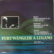 Wilhelm Furtwängler - Mozart Pianoconcerto N. 20 K 466 - Beethoven Sinfonia N.6 OP.68 'Pastorale' Strauss Till Eulenspieg