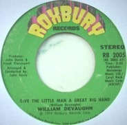 William DeVaughn - Give The Little Man A Great Big Hand