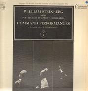 William Steinberg And The The Pittsburgh Symphony Orchestra - Command Performances Volume 2