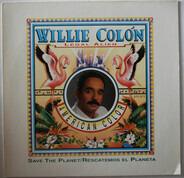 Willie Colón , Legal Alien - American Color