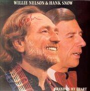 Willie Nelson & Hank Snow - Brand on My Heart