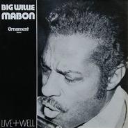 Willie Mabon - Big Willie Mabon Live+Well