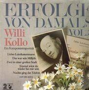 Willi Kollo - Erfolge von damals