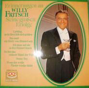 Willy Fritsch - Erinnerungen An Willy Fritsch - Seine Großen Erfolge