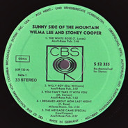 Wilma Lee & Stoney Cooper - Sunny Side Of The Mountain