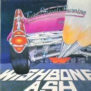 Wishbone Ash - Twin Barrels Burning