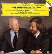 Lutoslawski - Piano Concerto · Chain 3 · Novelette
