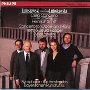Witold Lutoslawski - Cello Concerto • Double Concerto • Dance Preludes