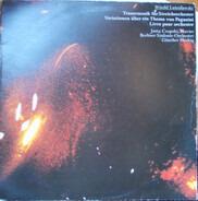 Witold Lutoslawski - Trauermusik Fur Streichorchester / Variationen Uber Ein Thema Von Paganini / Livre Pour Orchestre