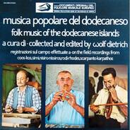 Wolf Dietrich - Musica Popolare Del Dodecaneso