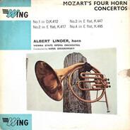 Mozart - Four Horn Concertos