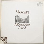 Wolfgang Amadeus Mozart - Valentin Zverev , Aleksey Nasedkin - Flötensonaten Nr. 1- 3