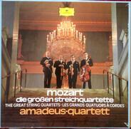 Wolfgang Amadeus Mozart , Amadeus-Quartett - Die Großen Streichquartette