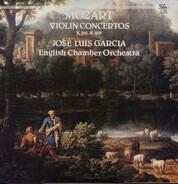 Mozart - José-Luis Garcia , English Chamber Orchestra - Violin Concertos K.216 & 219