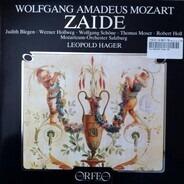 Mozart / Judith Blegen, Werner Hollweg, Wolfgang Schöne a.o. - Zaide
