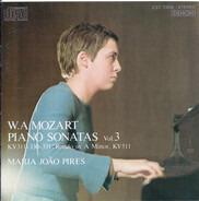Mozart - Piano Sonatas Vol.3 (KV 311.330.331 : Rondo In A Minor, KV 511)