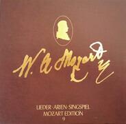 Mozart - Mozart-Edition 9: Lieder. Arien. Singspiel