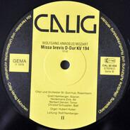 Mozart - Missa Brevis B-Dur KV 275 & D-Dur KV 194