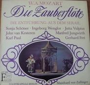 Mozart - Die Zauberflöte - Die Entführung Aus Dem Serail (von Zallinger)