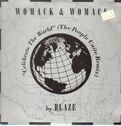 Womack & Womack - Celebrate The World (The People Unite Remix)