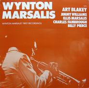 Wynton Marsalis - First Recordings