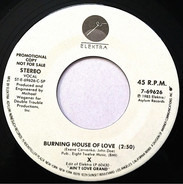 X - Burning House Of Love