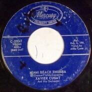 Xavier Cugat And His Orchestra - Miami Beach Rumba / Linda Mujer