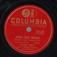 Xavier Cugat - Minnie From Trinidad / Aurora