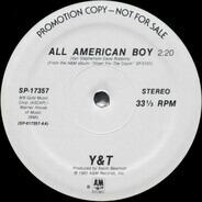 Y & T - All American Boy