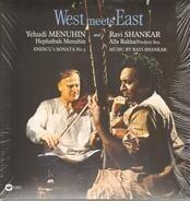 Yehudi Menuhin /Ravi Shankar /H. Menuhin - West Meets East