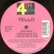 Yello, Fluke, Plutone - How How