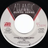 Yes - Owner Of A Lonely Heart / Leave It
