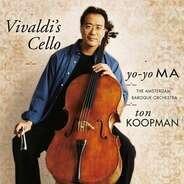 Yo-Yo Ma / The Amsterdam Baroque Orchestra / Ton Koopman - Vivaldi's Cello