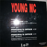 Young MC - I Come Off / Principal's Office