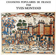 Yves Montand - Chansons Populaires De France