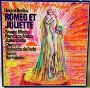 Berlioz/ Yvonne Minton , D. Barenboim,Choeur et Orch. de Paris, J. Bastin - Roméo Et Juliette