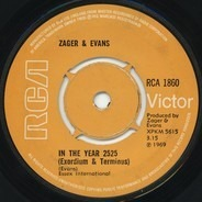 Zager & Evans - In The Year 2525 (Exordium & Terminus)
