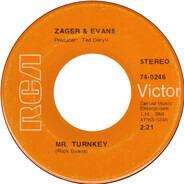 Zager & Evans - Mr. Turnkey / Cary Lynn Javes