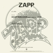 Zapp - Heartbreaker (Part I, Part II)