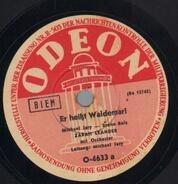Zarah Leander - Er heißt Waldemar!/ Wen ich liebe...