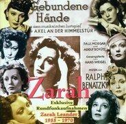 Zarah Leander - Gebundene Hände