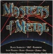 Black Sabbath / Y&T / Rainbow a.o. - Masters Of Metal