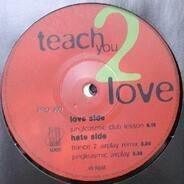 Zed - Teach You 2 Love