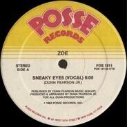 Zoe - Sneaky Eyes