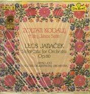 Zoltan Kodaly, Leos Janacek - Hary Janos Suite, Sinfonietta for Orchestra