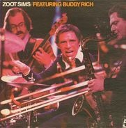 Zoot Sims Featuring Buddy Rich - Featuring Buddy Rich