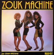 Zouk Machine Back Ground Expérience 7 - Zouk Machine